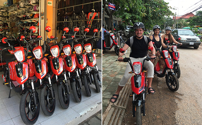 Friendly Drive with Bayon Electric Bike
